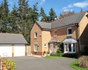 4 bed Detached house in NEW 4 Kittlegairy...