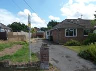 Bungalow for sale in Chapel Road, SO30