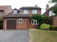 4 bed Detached house in Giles Close, SO30