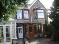 3 bed semi detached home in Aberffrwd Road...