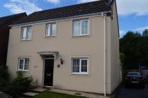 3 bedroom Detached property in Pen Parc View, Abercynon