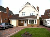 3 bedroom Detached house for sale in Brecon Close, Ashington