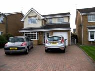 4 bedroom Detached home for sale in Brennan Close, Ashington