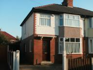 semi detached home to rent in Stanley Grove...
