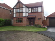 4 bedroom Detached house in Cromwell Way, Penwortham...