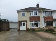 semi detached house for sale in Rowan Drive, Woodley