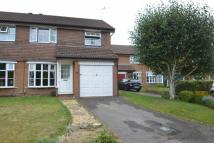 3 bed semi detached home in Armstrong Way, Woodley...