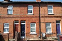 Terraced home in Waldeck Street, Reading...