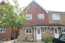 semi detached house in Heather Hill Close...