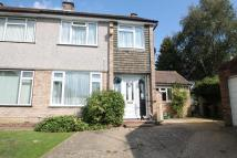 semi detached home to rent in Pensford Close...