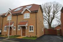 2 bed semi detached house in Phillips Close...
