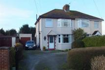 3 bedroom semi detached property for sale in Bridgwater Road...