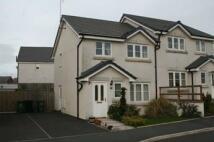 3 bedroom semi detached property in Monument Way, Ulverston...