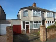 3 bed semi detached house in Wickham Street, Welling...