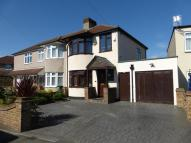 3 bed semi detached home for sale in Anthony Road, Welling...