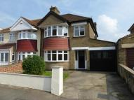 semi detached home in Axminster Crescent...