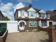 semi detached house in Westwood Lane...