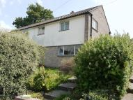 semi detached property in Monington Road...