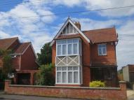 Detached property to rent in Wraxhill Road, Street