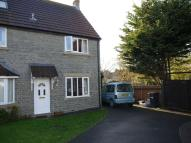 3 bed semi detached house to rent in Chantry Court, Somerton
