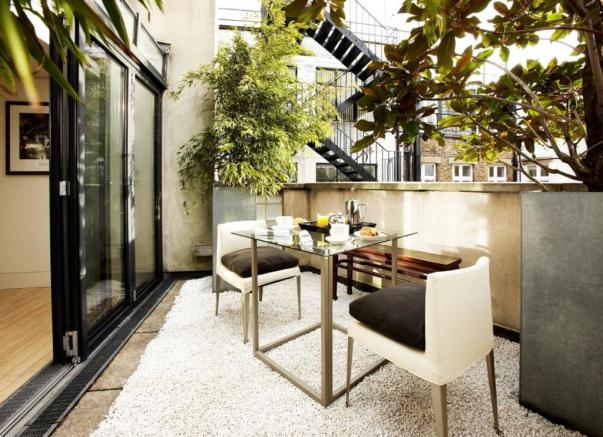 2 Bedroom Terrace...