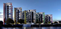 3 bed new Apartment for sale in Riverlight Five...