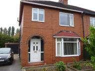 3 bed semi detached house in Castleford Lane...