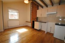 Studio apartment to rent in Regents Park Road...