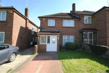 4 bedroom semi detached home in Howcroft Crescent...