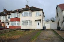 3 bed semi detached house to rent in Sandringham Gardens...