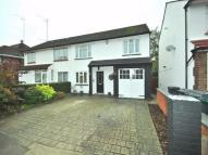 semi detached property in Howcroft Crescent...