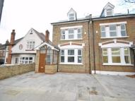 semi detached property in Friern Park...