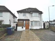 Detached house in The Vale, Golders Green...