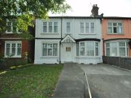 semi detached house in Bowes Road...