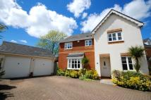 4 bed Detached home for sale in Ragnall Close, Thornhill...