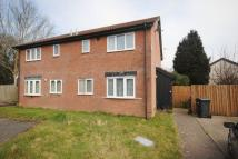 1 bed Terraced home to rent in Oakridge, Thornhill...