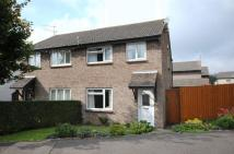 semi detached property for sale in Tristram Close...