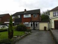 semi detached house to rent in Lichfield Road, Rushall...