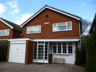 4 bed Detached house to rent in Long Lane, Newtown...