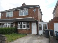 semi detached property in Aston Road, Willenhall