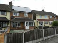 semi detached property in Irvine Road, Bloxwich...