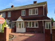 3 bed semi detached home in Ashley Road...