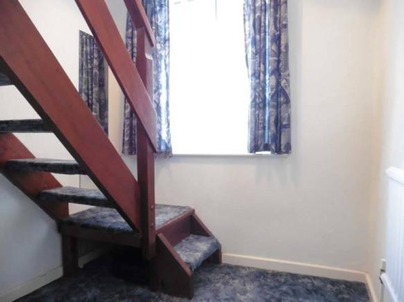 Third Bedrm/Stairs to Loft Rm