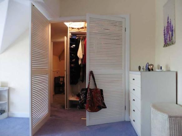 'His & Her' Wardrobes