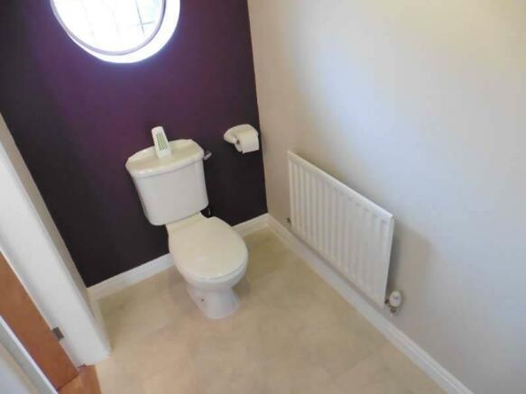 Ground Floor WC/Cloaks