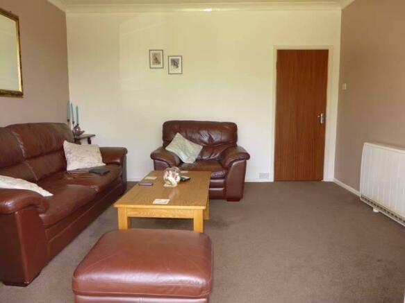 brown lounge