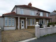 semi detached property in Clevelands Grove, Heysham