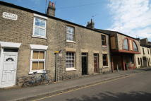 2 bed Terraced property in Napier Street, Cambridge