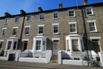 Terraced house in Warkworth Street...