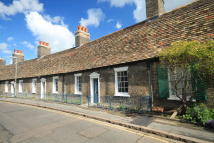 Cottage in Orchard Street, Cambridge